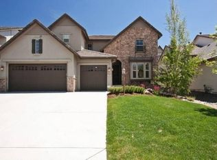 9708 Sunset Hill Dr , Lone Tree CO