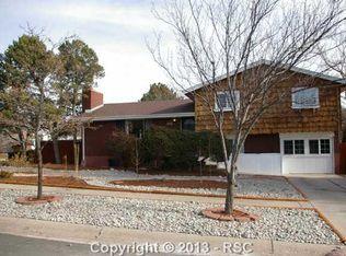 2231 Glenn Summer Rd , Colorado Springs CO