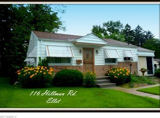 116 Hillman Rd , Akron OH