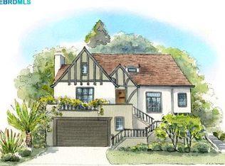 1684 Trestle Glen Rd , Oakland CA