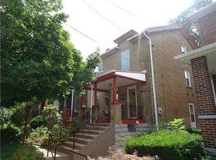 6352 Ebdy St , Pittsburgh PA
