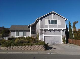 309 Turnberry Way , Vallejo CA
