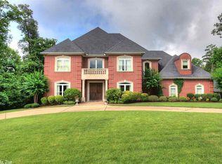 3427 Estate Dr, Benton, AR 72019