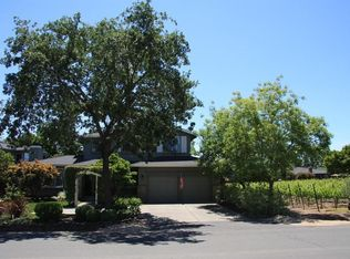 1905 Finnell Rd , Yountville CA