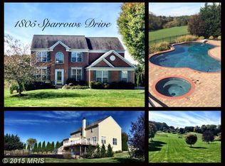 1805 Sparrows Dr , Woodbine MD