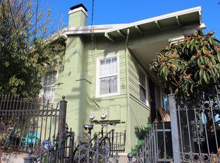 2301 High St , Oakland CA