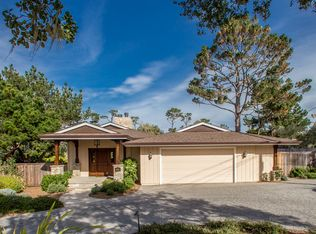 1085 Trappers Trl , Pebble Beach CA