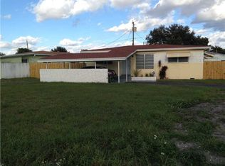 1521 S 66th Ave , Hollywood FL