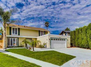 1458 Lantana Ave , Chula Vista CA