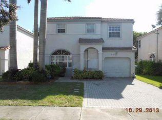 621 NW 158th Ln , Hollywood FL