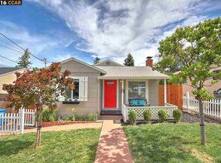 2211 Lasalle St , Martinez CA