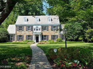 6400 Brookside Dr, Chevy Chase, MD 20815