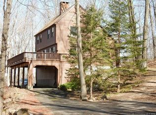 135 Gaylord Mountain Rd , Bethany CT