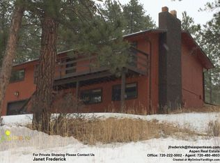 5237 S Olive Road , Evergreen CO