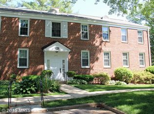 647 Azalea Dr Apt 2, Rockville MD