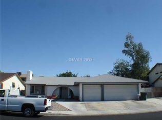 3111 Elmrock Pl , Las Vegas NV