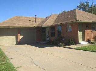 1232 NW 105th St , Oklahoma City OK