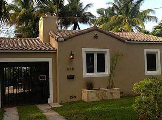 665 NE 88th St , Miami Shores FL