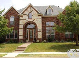 1207 Waterford Way , Allen TX