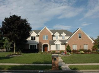 787 Southbluff Dr, Westerville, OH 43082