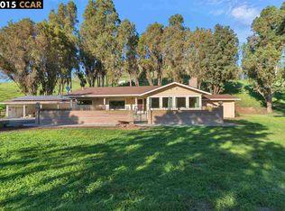 1075 Bear Creek Rd , Briones CA