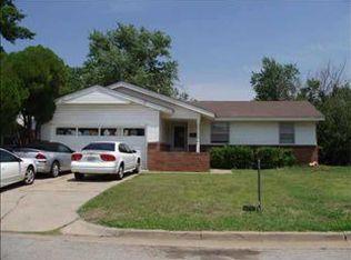 1309 NW 103rd St , Oklahoma City OK