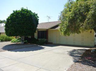 12437 W Firebird Dr , Sun City West AZ
