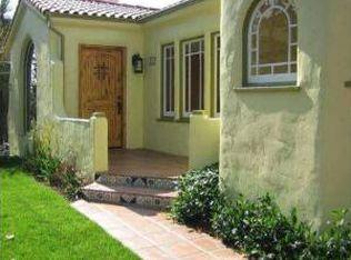 1619 S Curson Ave , Los Angeles CA