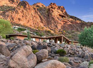 5429 E Solano Dr , Paradise Valley AZ