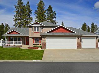 15538 N Lloyd Rd , Mead WA