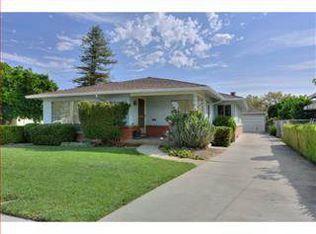 580 N 19th St , San Jose CA