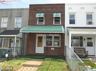 1221 Church St , Baltimore MD