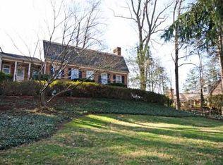 1308 Hilltop Rd , Charlottesville VA