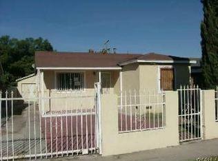 909 W 131st St , Compton CA