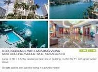 5660 Collins Ave Apt 2E, Miami Beach FL