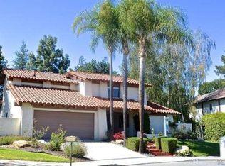 833 Rim Crest Cir , Westlake Village CA
