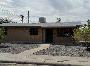 1057 Burgess Dr , El Paso TX