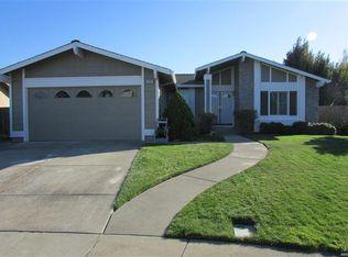 5015 Greenwood Ct , Fairfield CA