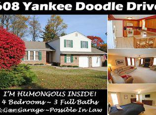 608 Yankee Doodle Dr , Bel Air MD