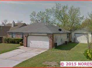 6438 S 28th West Ave , Tulsa OK