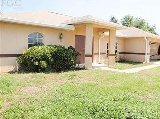 5006 Baron St , Lehigh Acres FL