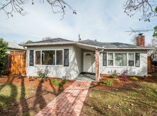 1181 Fernside St , Redwood City CA