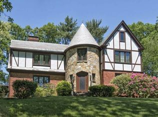 21 Rangeley Rd , Chestnut Hill MA