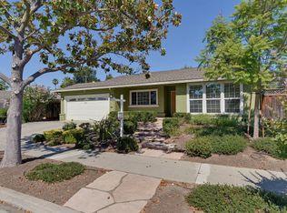 1366 Bobwhite Ave , Sunnyvale CA