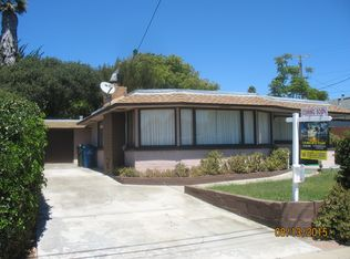 595 Harcourt Ave , Seaside CA