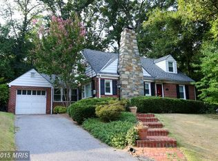 22 Eastmoor Dr , Silver Spring MD