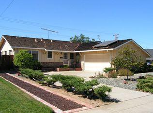 3787 Kirk Rd , San Jose CA