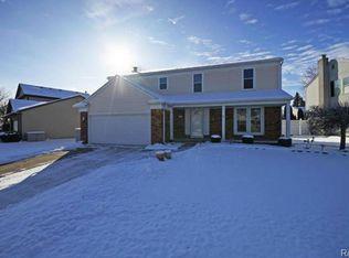 434 Worthington Rd , Canton MI