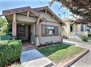 322 E Saint James St , San Jose CA