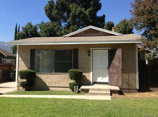 319 W Walnut Ave , Monrovia CA
